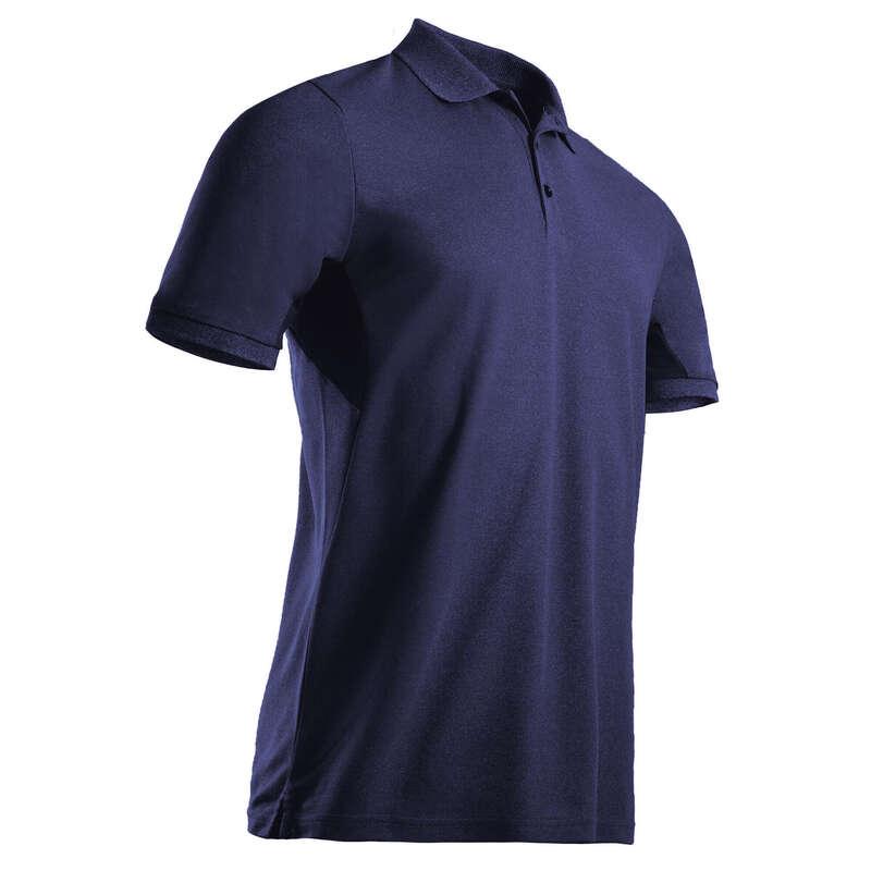 Herren Golfbekleidung warmes Wetter Herrenbekleidung - Golf Poloshirt WW500 Herren INESIS - Oberbekleidung Herren