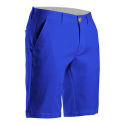 Calções de Golf MW500 Homem Azul índigo