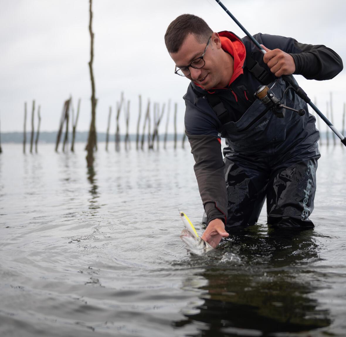 Comment choisir son leurre pour pêcher en mer ?