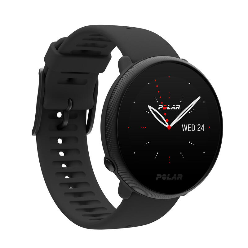 Reloj Inteligente Fitness Polar Ignite 2 Negro GPS Sensor FC