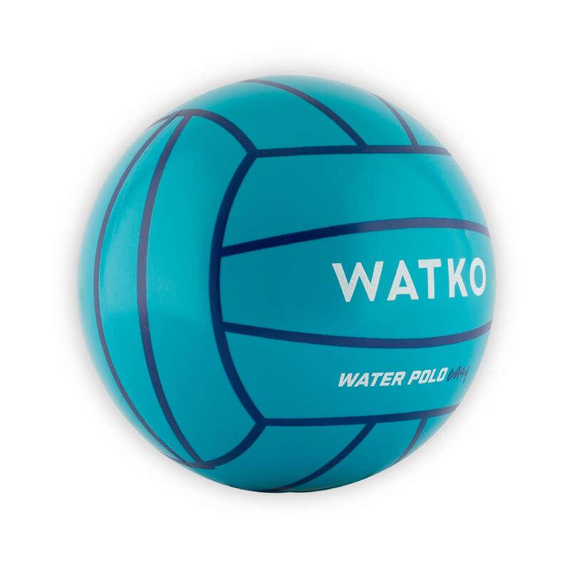 [EN] BALLS & EQUIPMENTS WP Úszás, uszodai sportok - Jól tapadó nagy vízilabda WATKO - Sportok