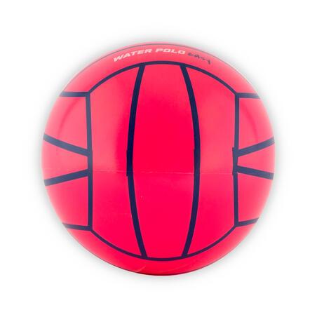 LARGE POOL BALL PINK
