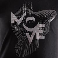 T-shirt respirant à manches courtes500 – Filles