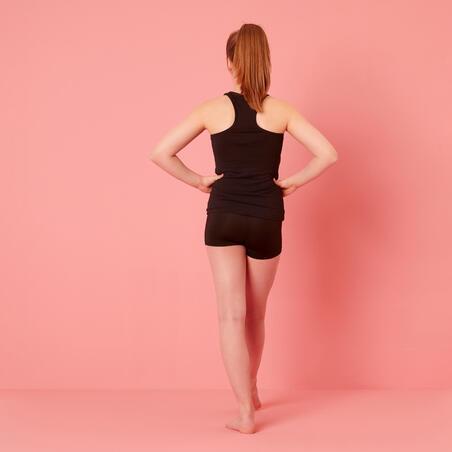 S500 My Little Top Girls' Gym Tank Top - Black