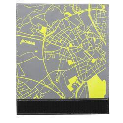 QUADRO CITY MAP VELO REFLECHISSANT