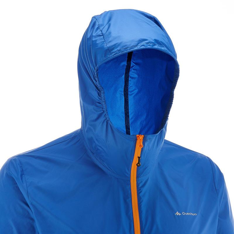 Helium Wind 500 Anti-UV Men's Hiking Windproof Jacket - Monaco Camo