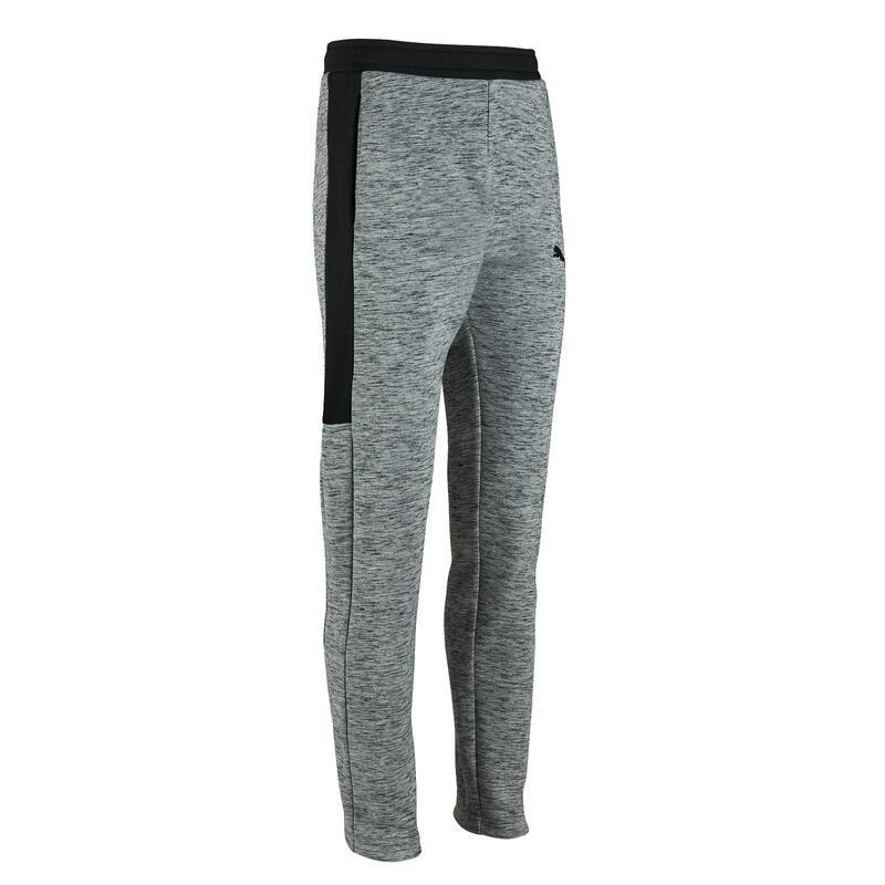 pantalon jogging Puma gris garçon imprimé
