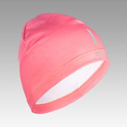 兒童款田徑帽Easy - 粉色