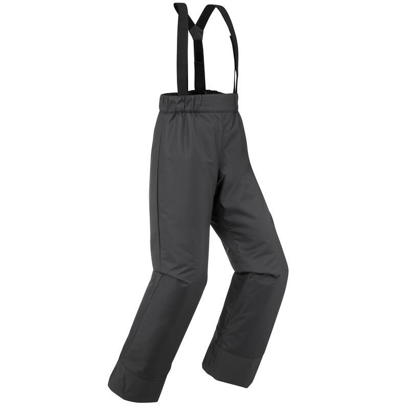 Çocuk Kayak Pantolonu - Gri - 100