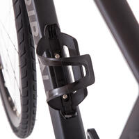 Side access cycling bottle cage