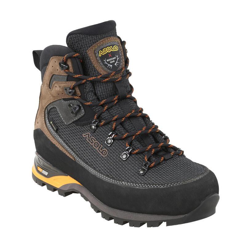 Chaussures Chasse imperméable résistante Asolo X-Hunt Boartrack Gore-Tex Vibram