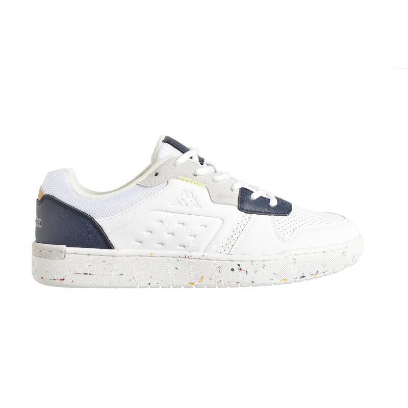 Chaussures marche urbaine homme Kappa Sowi blanc / bleu