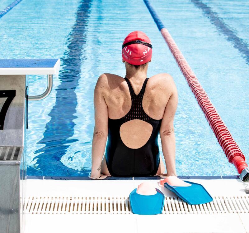 Améliorer ses battements de jambes en natation