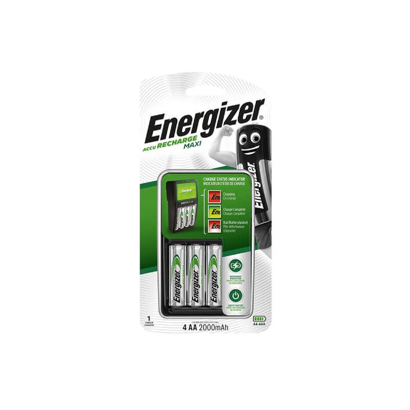 ÎNCĂRCĂTOARE, BATERII ȘI PANOURI SOLARE TREKKING - Încărcător baterii NiMH AA_AAA ENERGIZER