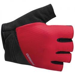 Unisex Mountain Biking Gloves Escape - Red