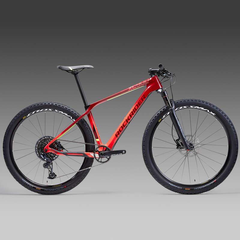 FELN#TT KERÉKPÁR MTB CROSS COUNTRY Kerékpározás - MTB ROCKRIDER XC 900 KARBON ROCKRIDER - Kerékpár