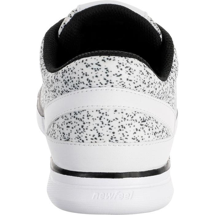 Chaussures marche sportive femme Soft 540 blanc moucheté - 203752