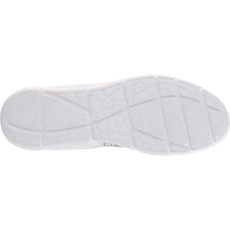 Tenis para caminata activa dama Soft 540 blanco