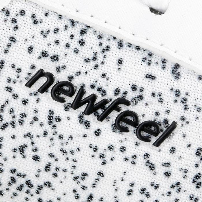 Chaussures marche sportive femme Soft 540 blanc moucheté