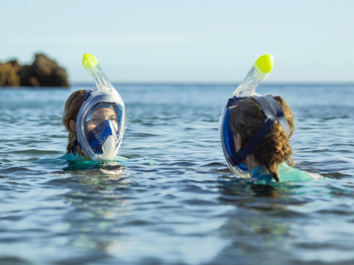 Snorkelling   Family snorkel spots in Hong Kong
