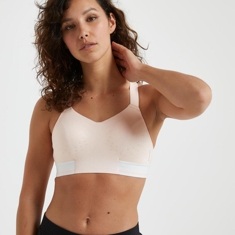 Top donna fitness 500 rosa