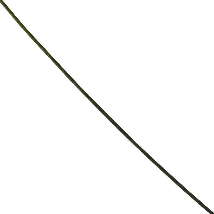 Vorfachmaterial geflochten Flow 20 m grün/grau