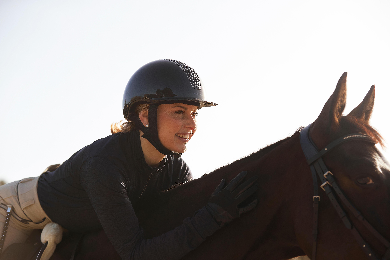 Casques d'équitation