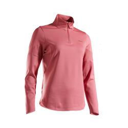 Thermoshirt met lange mouwen voor dames 900 roze