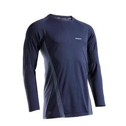 Men's Tennis T-Shirt Thermic TTS - Navy