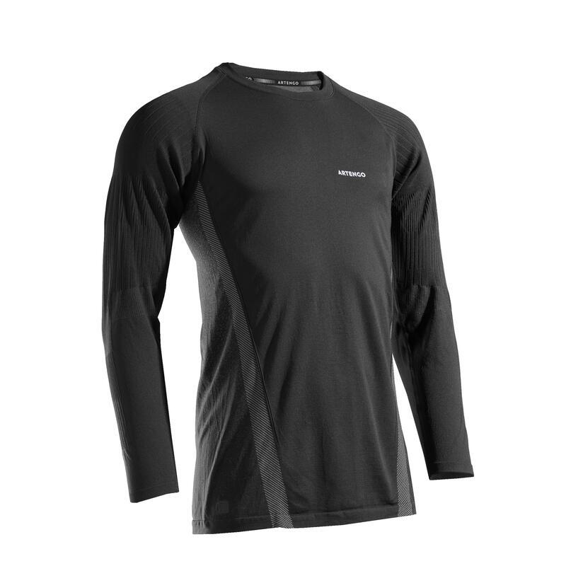 Bluză Termică Tenis TTS Negru Bărbați