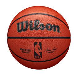Bola de Basquetebol NBA Authentic Tamanho 7