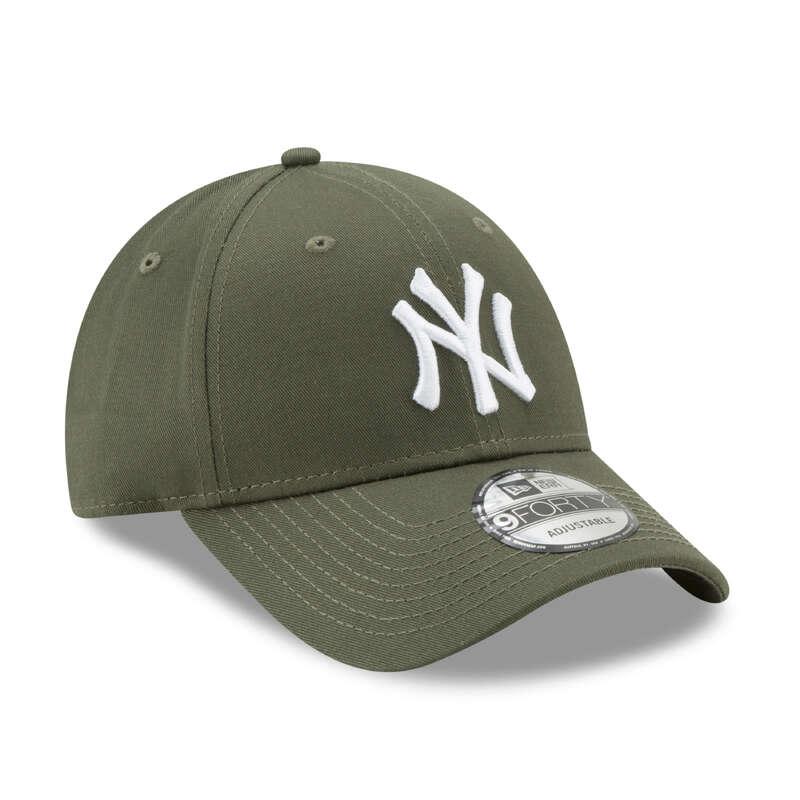 BASEBOLL Lagsport - Keps 9FORTY NYY olivgrön NEW ERA - Baseboll