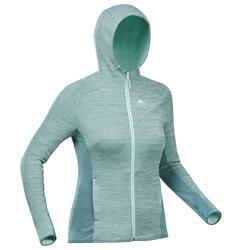 女款健行薄刷毛外套 MH900