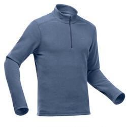 Camisola Polar de caminhada - MH100 - Homem