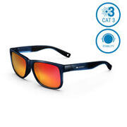 Adult Hiking Sunglasses MH140 Orange - Category 3