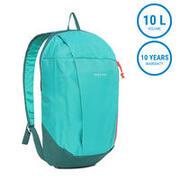 Hiking Bag 10 Litre NH100 - Green