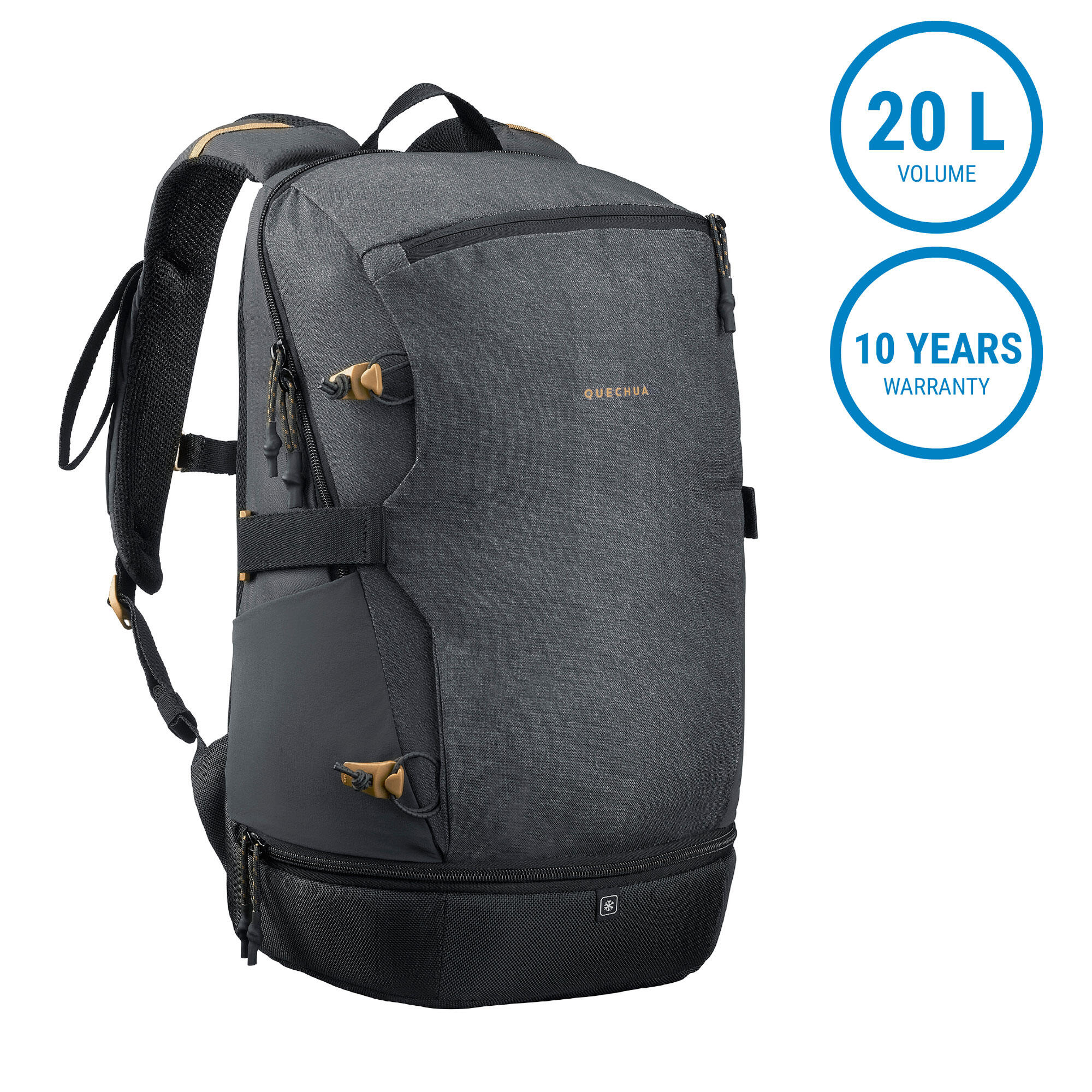 Country Walking - 20-litre Backpack NH550
