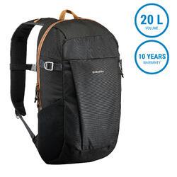 Hiking Bag 20 Litre NH100 - Black
