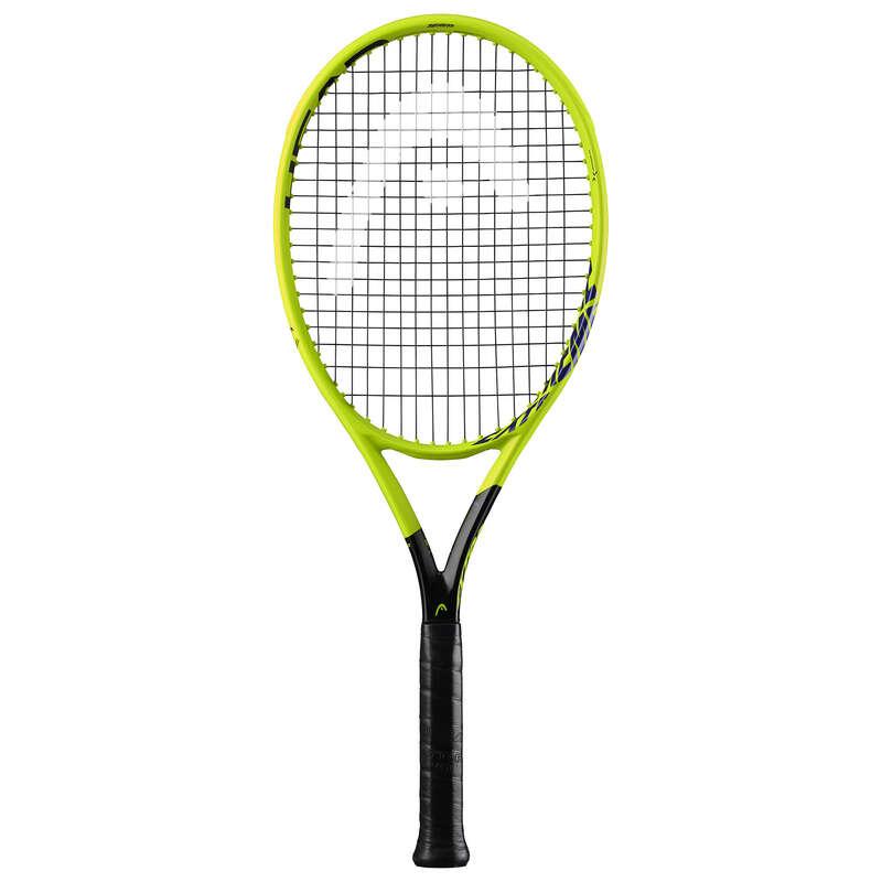 KEZDŐ ÉS KÖZÉPHALADÓ FELNŐTT TENISZÜTŐK Tenisz - Felnőtt teniszütő Extrem Team HEAD - Tenisz felszerelés