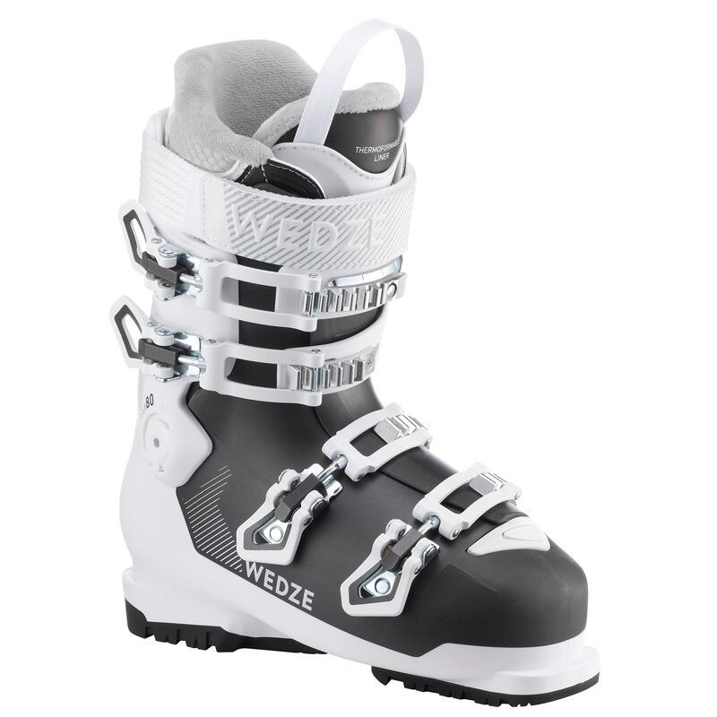 Chaussure de ski de piste femme 580 Flex 80