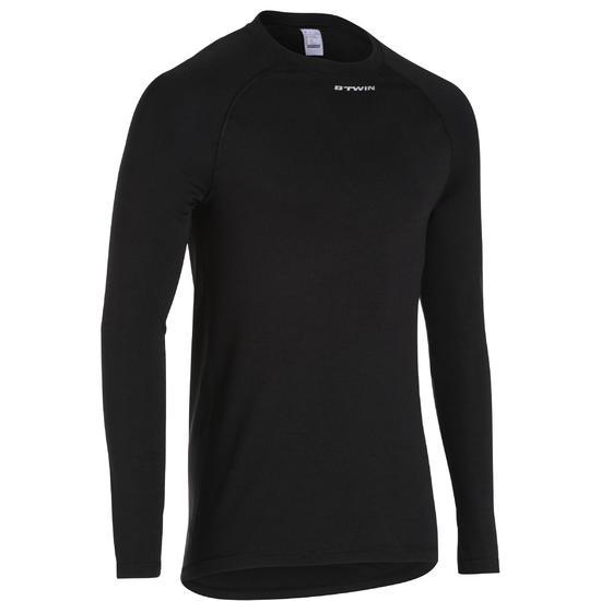 Fietsondershirt met lange mouwen dames 100 - 204121