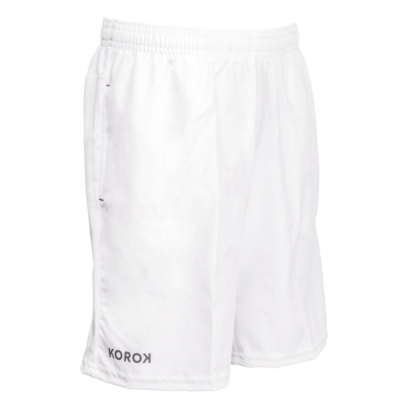 Hockeybroek voor jongens FH500 wit