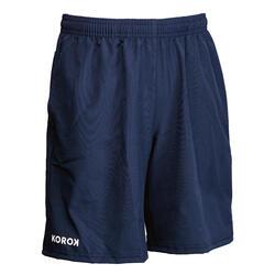 Hockeybroek voor jongens FH500 marineblauw