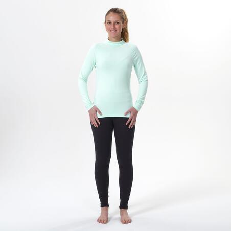 Couche de base chandail de ski500 – Femmes