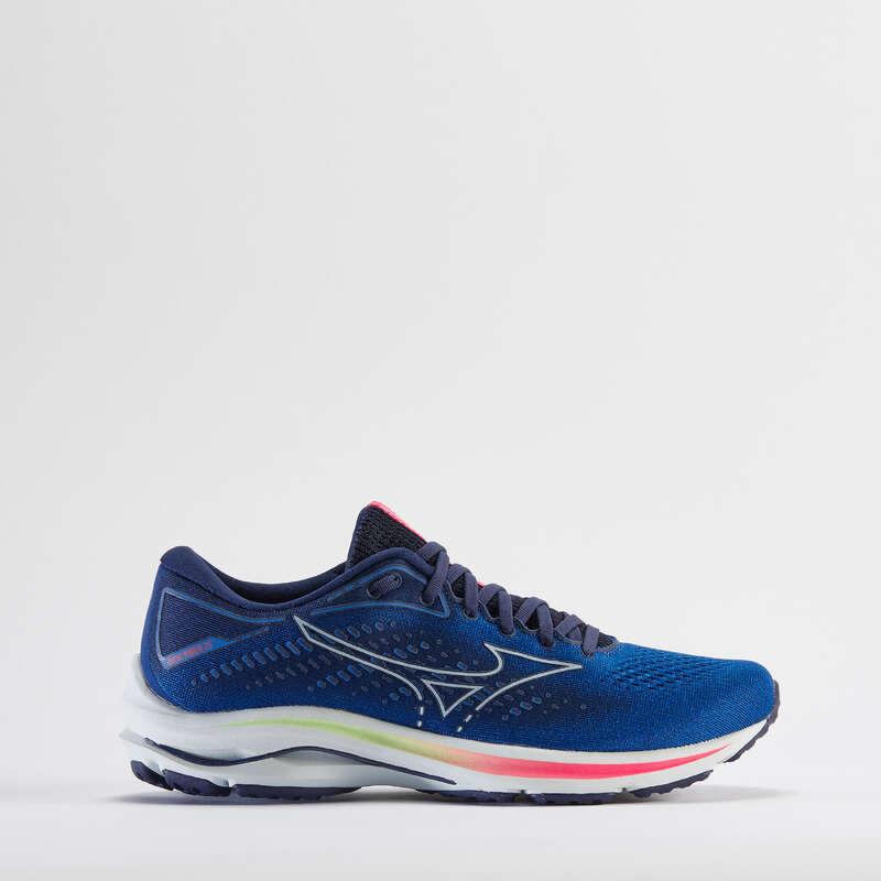 LÖPSKOR LANDSVÄG HERR Löpning och jogging - WAVE RIDER 25 AH21 Herr blå  MIZUNO - Löpning och jogging