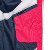 100 Women's Sailing Rain Coat - Dark Pink