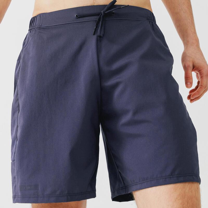 Men's Running Shorts Run Dry+ - abyss grey