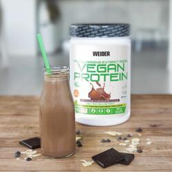 Proteína Vegetal VEGAN Chocolate 750 g + Manteiga de Amendoim 180 g