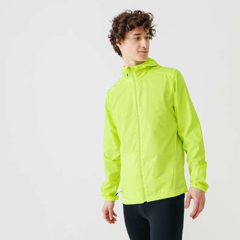 Férfi szélvédő ruházat Futás - Férfi széldzseki RUN WIND KALENJI - Futás