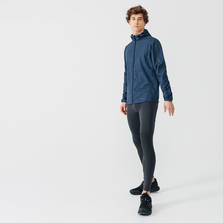 Men's Running Wind Jacket Run Wind - slate blue